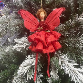 12″ Fairy Red