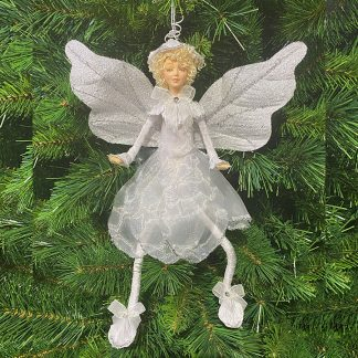 """12"""" Fairy White"""