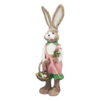 21CM MISS BLOOM RABBIT