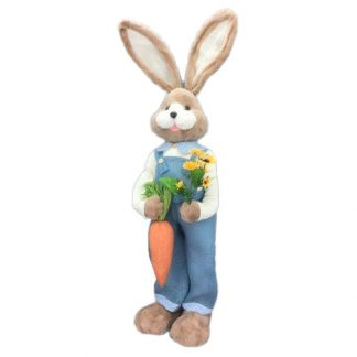 21CM MR BLOOM RABBIT