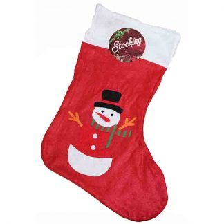 35cm Frosty Stocking