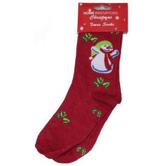 33cm x 23cm Xmas Socks